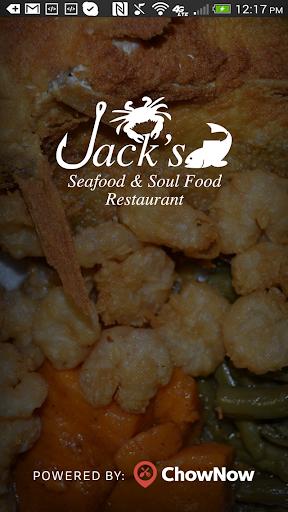 Jack's Seafood Soul Food
