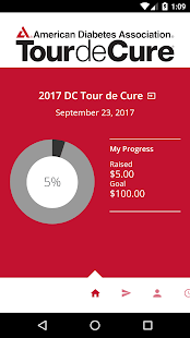 ADA Tour de Cure- screenshot thumbnail
