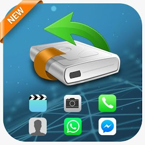 Recovery Deleted Photos and Video Pro 2020 1.2 by Mobile Arts Road logo