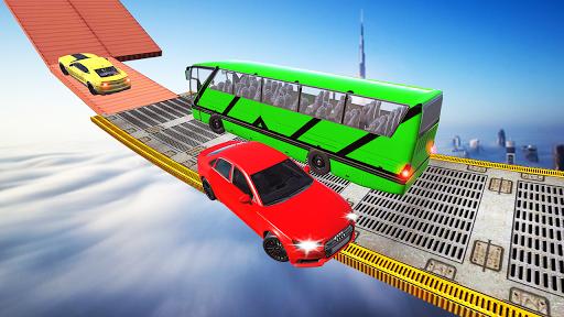 Impossible Bus Tracks Stunts Coach Driving Sim 1.0 screenshots 4