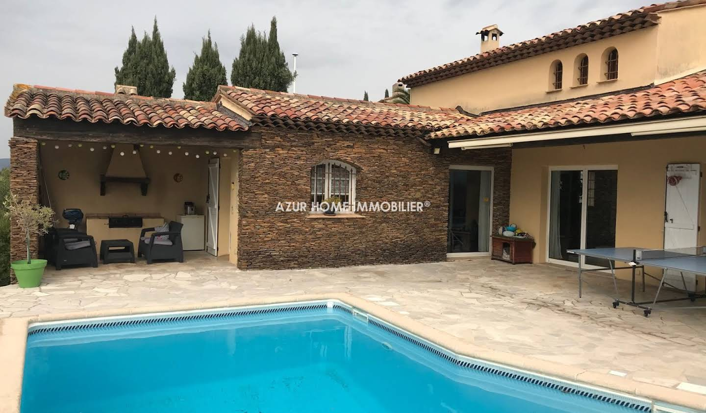 Villa with pool and terrace Roquebrune-sur-Argens