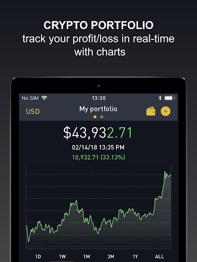 Crypto Tracker by BitScreener  screenshots 8