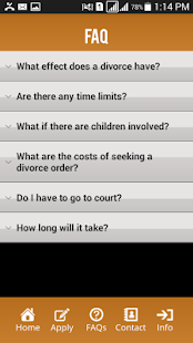 Divorce in Australia- screenshot thumbnail
