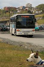 Photo: #4315: YN 53992 ved Narvik rutebilstasjon, 06.06.2012.
