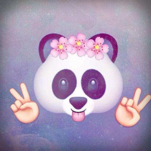 Emoji Backgrounds 遊戲 App LOGO-硬是要APP