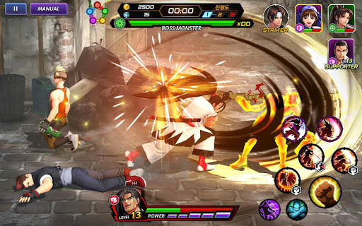 The King of Fighters ALLSTAR 1.1.3 screenshots 13