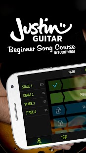 Justin Guitar by FourChords- screenshot thumbnail
