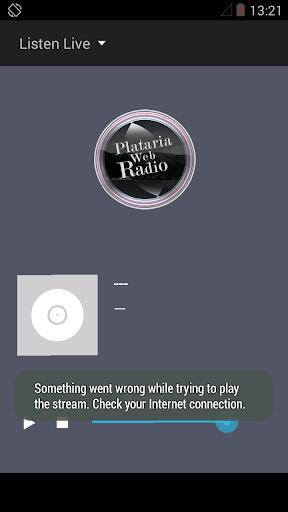 Plataria Web Radio