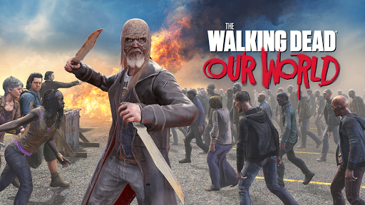 The Walking Dead: Our World apkpoly screenshots 1