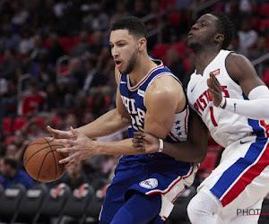Philadelphia 76ers blijven druk zetten op Brooklyn Nets, New York Knicks blijven het uitstekend doen