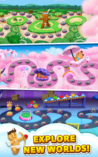 Sweet Road: Cookie Rescue Free Match 3 Puzzle Game  screenshots 20