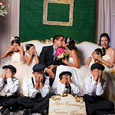 Wedding photographer Frengy Alvarado (Frengy). Photo of 12.10.2017