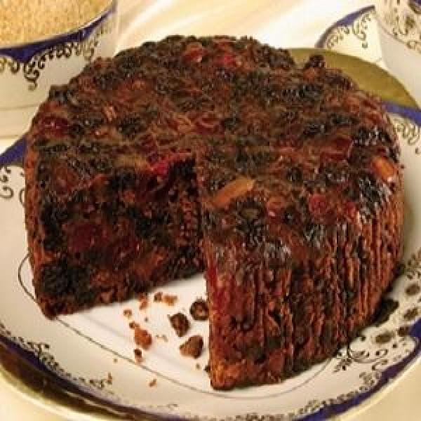 Big Fruit Cake Recipe