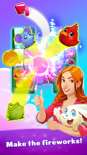 Link Pets: Match 3 puzzle game 0.75.5 screenshots 1