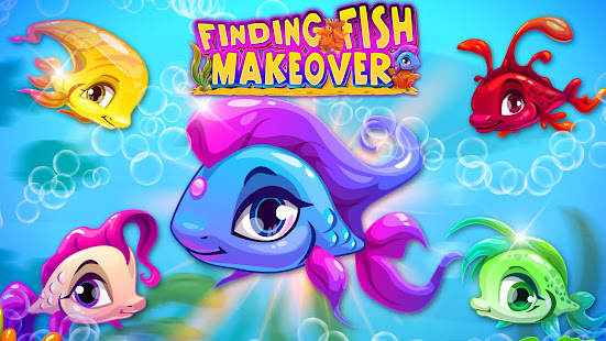 Download Little Fish Makeover For PC Windows and Mac apk screenshot 4