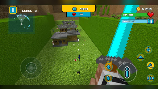 Cops Vs Robbers: Jailbreak apktram screenshots 8