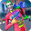 Superhero Crime Simulator - Clown Mafia Game 2020 APK