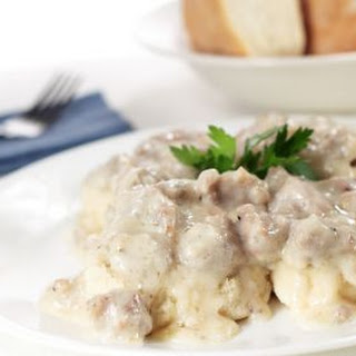 Sausage And Mushroom Gravy Recipes