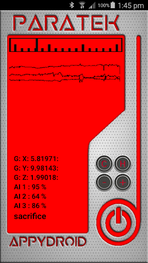 ParaTek Ai Speech generator screenshot 2