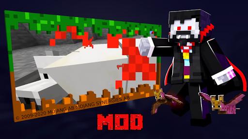 Turning into vampire mod 2.41 screenshots 2