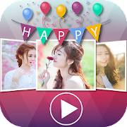 Happy birthday video maker apps on google play happy birthday video maker m4hsunfo