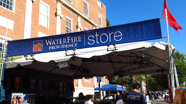 WaterFire Event.