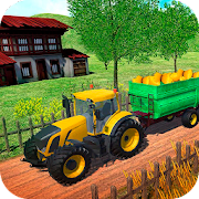 Farming Tractor Real Harvest Simulator