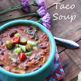 10-Minute Taco Soup