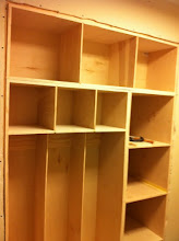 Photo: Third cabinet in place :)