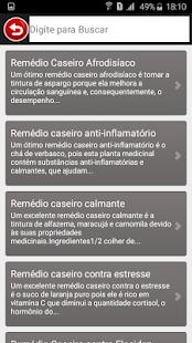 Remédios Caseiros - náhled