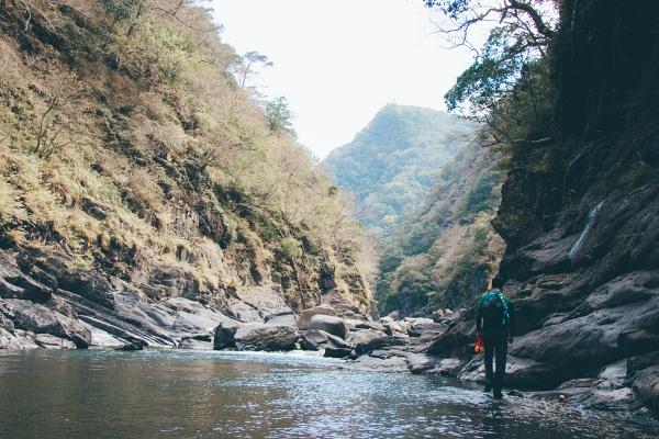 野溪溫泉露營-新竹-泰崗野溪溫泉