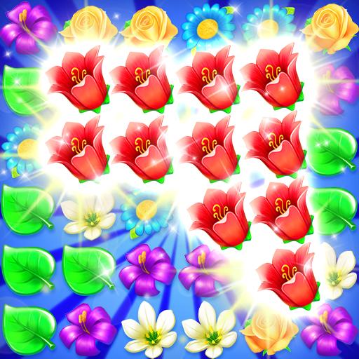 Blossom Garden Blitz Android APK Download Free By BestFriendsTeam