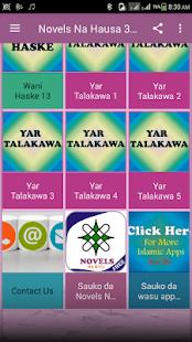 Novels Na Hausa 3 Free - náhled