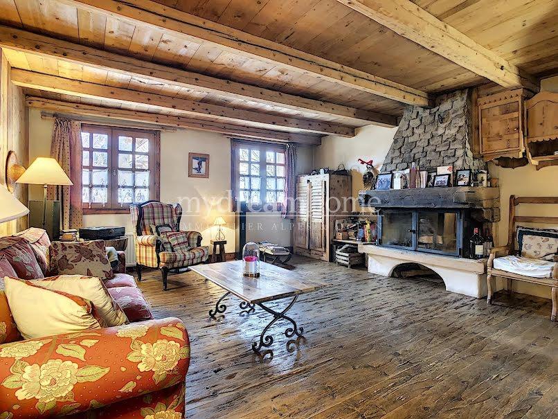 Vente propriété 6 pièces 130 m² à Praz-sur-Arly (74120), 685 000 €
