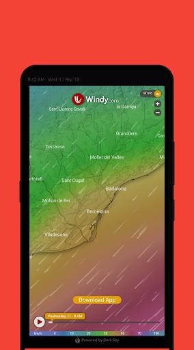 Clean Weather 2.5.17 screenshots 5