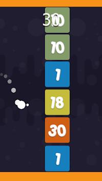 Flappy Shooter - Endless Ball Jump apk screenshot