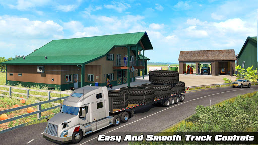 Speedy Truck Driver Simulator: Offroad Transport  screenshots 12