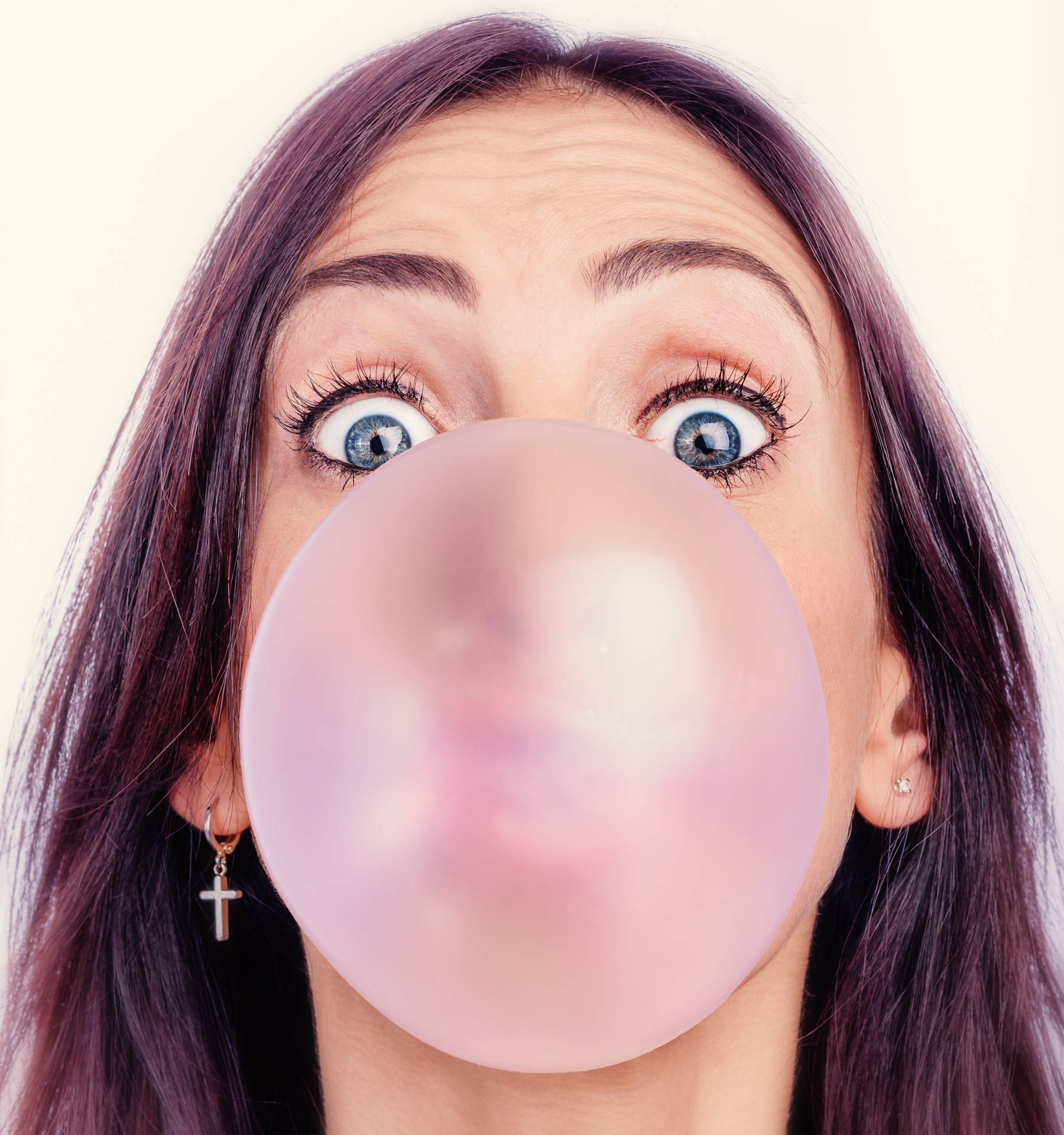 Big Bubble Girl di Sergio Rapagnà