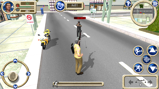 5 Miami Crime Simulator 2 App screenshot