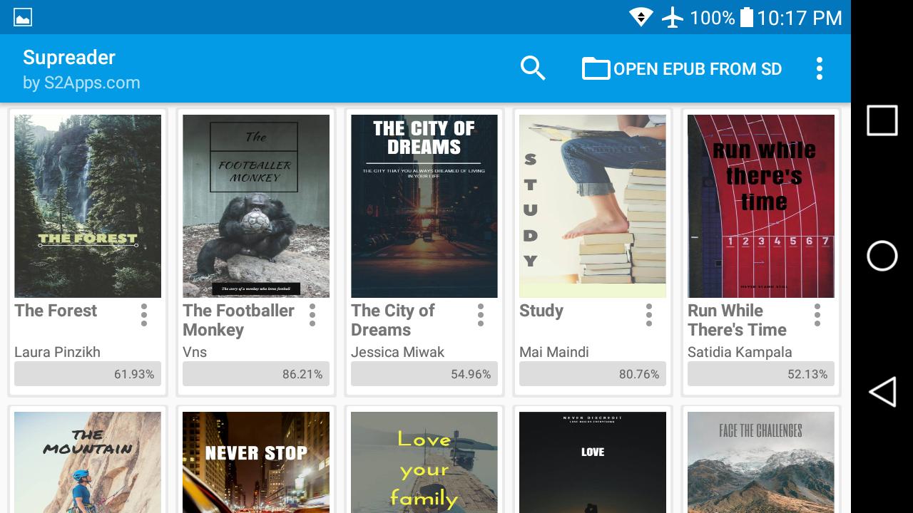 Epub ebook reader skoob android apps on google play epub ebook reader skoob screenshot fandeluxe PDF