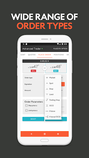 Advanced Trader Mobile: Trading Forex  Paidproapk.com 3