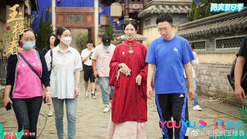 Song of Youth China Web Drama