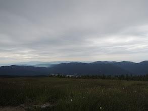 Photo: 有峰湖が見える