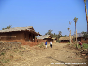 Photo: Village made from Clay..