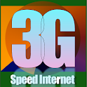 3G Speed For Internet icon