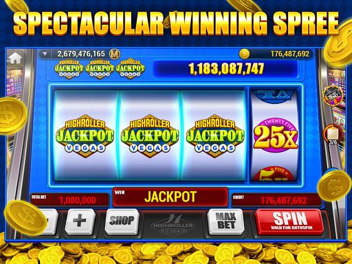 HighRoller Vegas - Free Slots & Casino Games 2020 2.1.29 screenshots 23