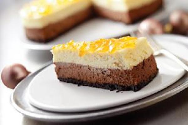 Chocolate Orange Cheesecake Recipe