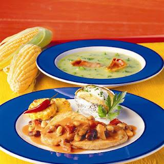 Mexikanisches Chili-Schnitzel