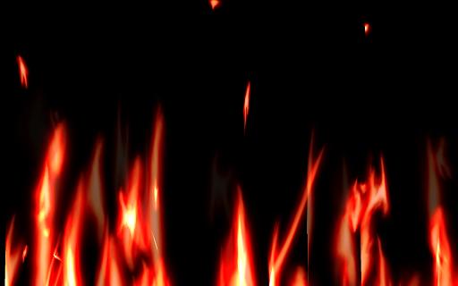 Flames Live Wallpaper screenshot 5