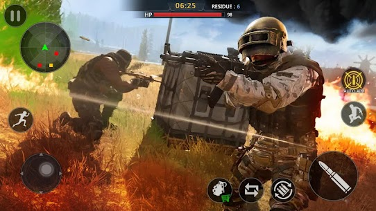 Call Of Battleground – 3D Team Shooter: Modern Ops 2